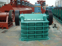 High Quality Equipment PE Jaw Crusher for Gold Process