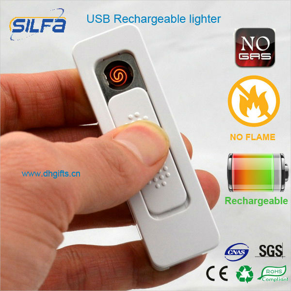 rechargeable USB cigarette safe lighter star oil lighters