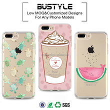 Latest New Design Oem Printing Case For Iphone 7 Plus Custom Mobile Phone Case Waterproof Cover For Iphone 6 6S Plus