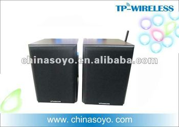 2.4g digital wireless portable speaker from china factory,OEM service