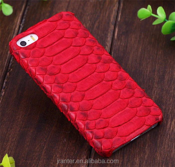 Custom Genuine Python for iPhone 6 Case Snake Skin for iPhone 6/iphone 7 Case