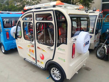new design open adult electric tricycle for passenger manufacturer in china DM5