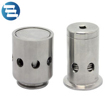 Stainless Steel Clamp Small Air Vent Bleed Valve