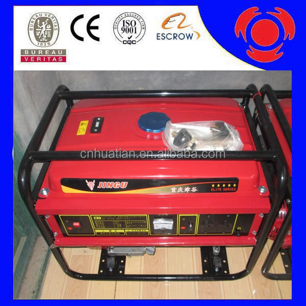 10000 Watt Small Power Portable Diesel Generator for Sale