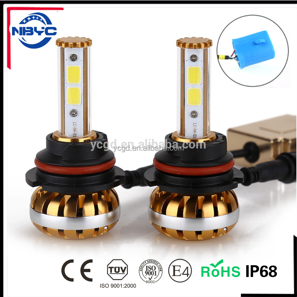 A2 COB CHIP LED 80W 7200LM H7 CAR LED LIGHTING AUTO LED HEAD LIGHTING