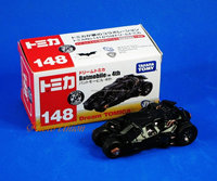 Hot sale Takara Tomy pixar Car toys Dream Tomica 148 Batman Batmobile Diecast