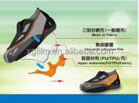 TPU membrane for shoes material series