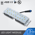 3 years warranty SMD5050 high lumen IP67 50W LED module light for outdoor led street lights