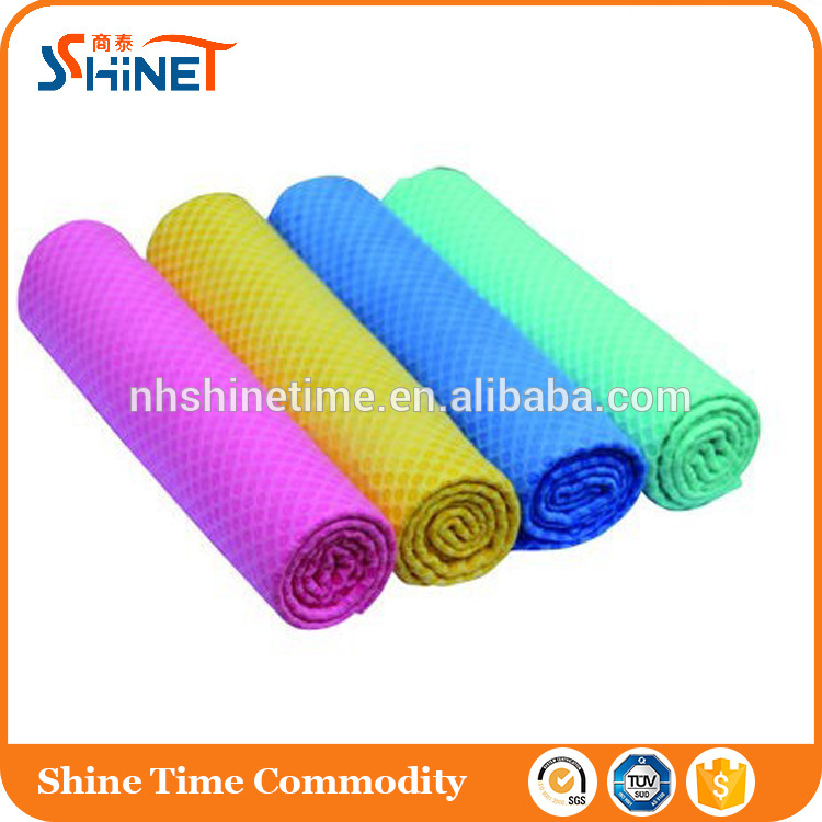 Good price and Best quality dog pet cooling pva towel Ningbo factory