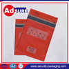 Triangle Plastic Bag/Hot Sale Security Bags For File Transportation Safety/Document Security Bag