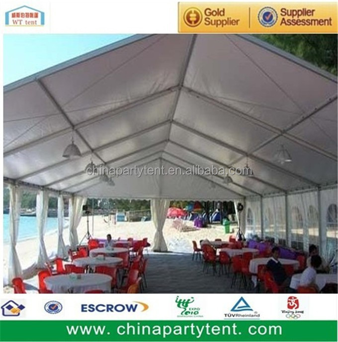 Small PVC Waterproof Wedding Party Tent, Marquee Tent, Family Tent
