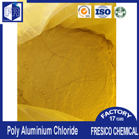 Water Treatment Chemicals Polyaluminium Chloride Pac