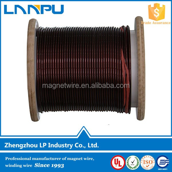 UL Approved Electric Aluminum Magnet Wire Coil for Winding Motor
