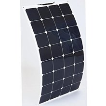 High Efficiency Light Weight Monocrystalline Silicon Price Flexible Solar Panel 150W 100W 200W Mini Bus Camper