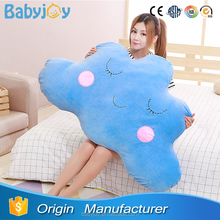 Hot Selling Giant Pillow Cloud Shaped Bed Cushion