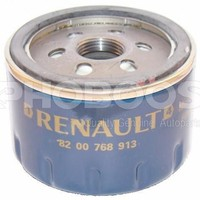 8200768913 Oil Filter For Renault Megane