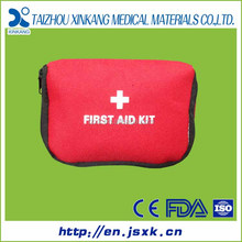Manufacturer supply hearing aid box first aid kit bags approved by CE/ISO/FDA