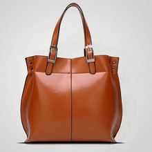 fashion newest hot sale cheap leather thick strap shoulder bag