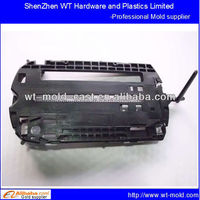 making machine parts plastic injection mould