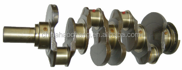 forged steel crankshaft OM314 used for M Bz