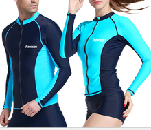 Men and women sublimation long sleeve plain all size surf rash guard custom logo