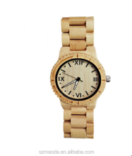 2015 hot sales time diy waterproof digital wood watch,wood watch for unisex