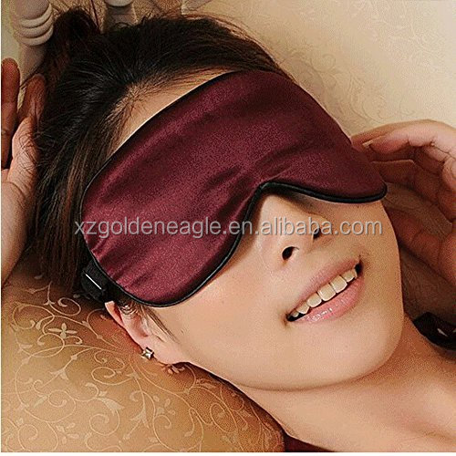 facial pure silk eye masks for Anti-wrinkle firming