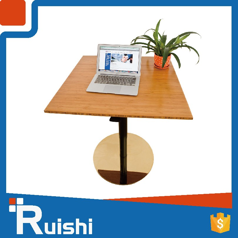 Office Furniture Lift Adjustable Table Eco-Friendly Short Leg Coffee Table