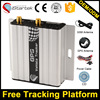 Easy install real time tracking car gps tracking system VT600 vehicle gps tracker with free soft ware