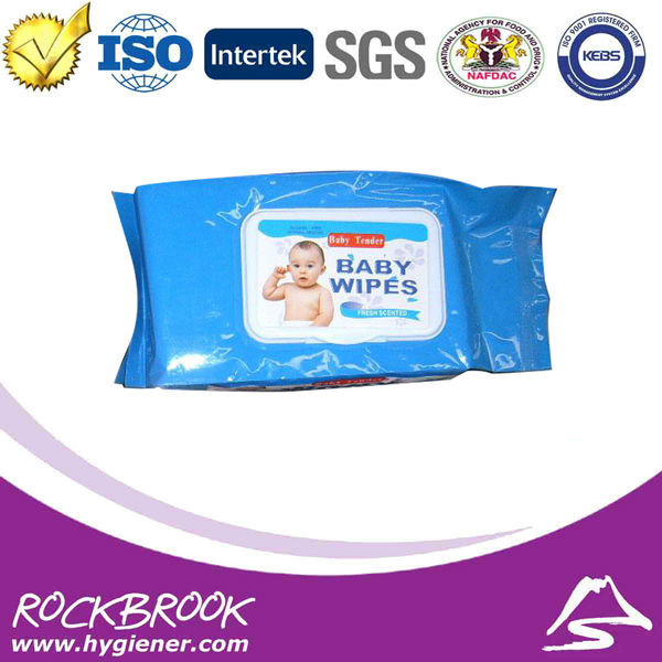 Hot Sale High Quality Competitive Pure Water Baby Wipe Manufacturer from China