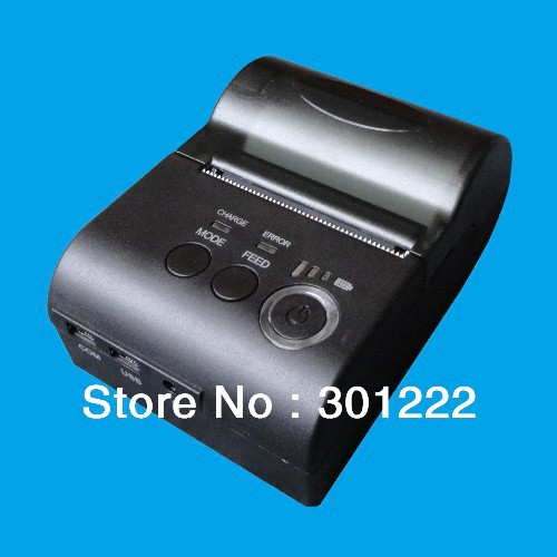 lowest price 58mm bluetooth mobile thermal printer/mini portable bluetooth mobile printer--T10BT
