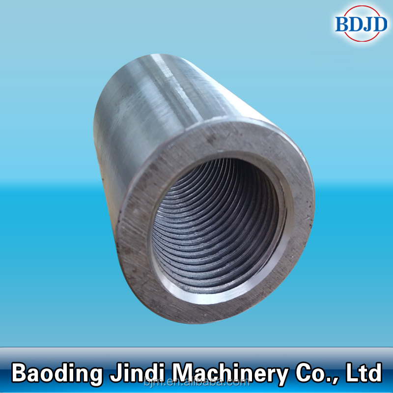 rebar coupling/ metal building materials splicing rebar coupler