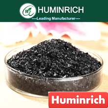 Huminrich Most-Effective Solution Formulation Super Potassium F Humate Shiny Flakes Manure