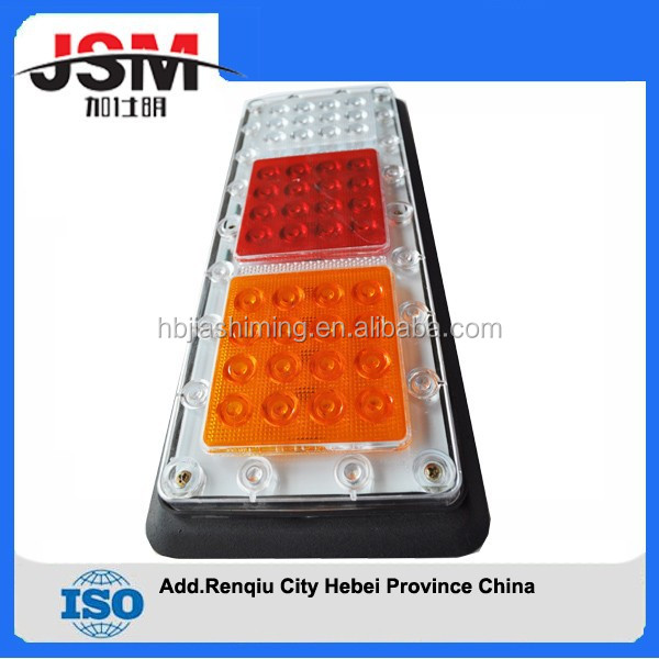 Universal Truck light Trailer LED rear/tail combination light