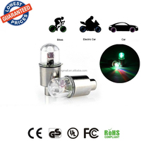 ALONEFIRE BL40 NEW Motion Activated Colorful light LED Wheel Lamps for bicycle Bikes or motorcycle and Cars