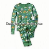 Hot sales plain children sleepwear for pajamas and promotiom,good quality fast delivery
