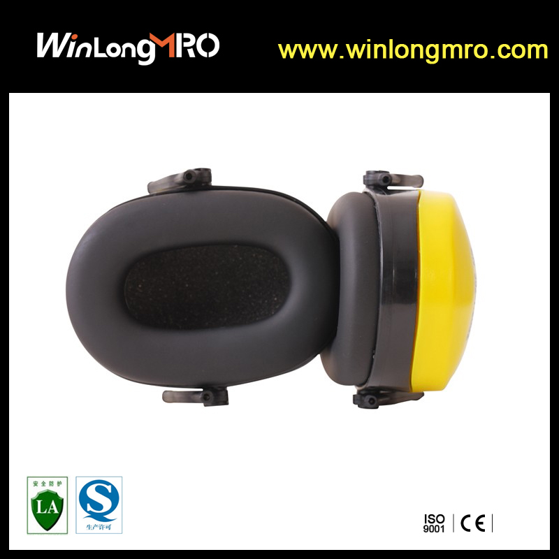 2019 ear protection Anti-noise safety ABS ear muff