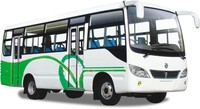 Dongfeng brand 7.3m City Bus Seat Capacity/25 Passenger Bus
