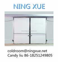 sliding door freezer for cold room