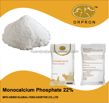 Monocalcium Phosphate 22% Powder (MCP)Feed additive China supplier