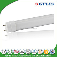 CE, UL, DLC SAA certified T8 led tube manufacturer