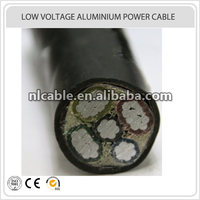 Aluminium cable with best price/power cable/electrical house wiring/pvc sheathed cable
