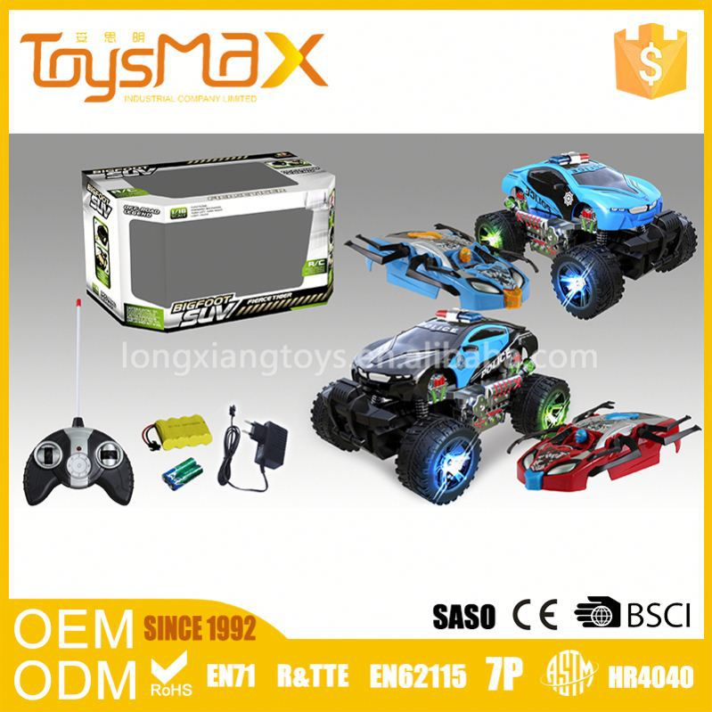 2016 New Gadgets Durable Battery 1 16 Scale Rc Model Car