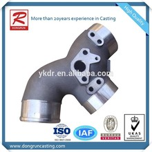 Professional high quality customized aluminum sand casting