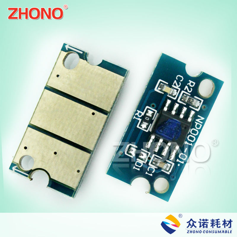 Compatible c110 Toner Chips for OKI C110 130 MC160