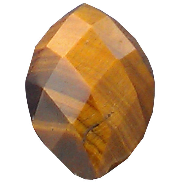 13*18mm natural yellow tiger eye oval faceted gems cabochon