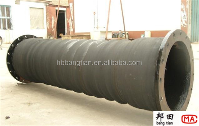 Rubber Mud Suction Dredging Hose