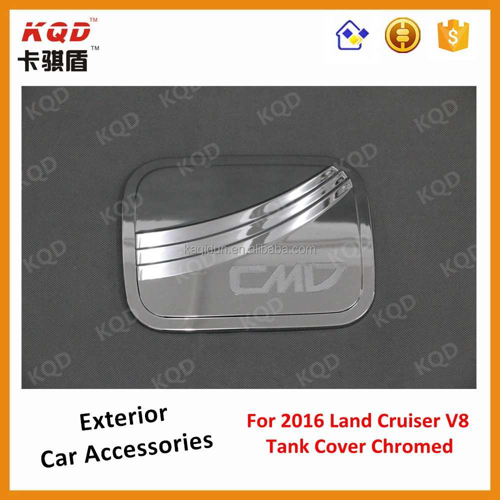 2016 land cruiser V8/V6 car accessories fuel tank cover auto parts land cruiser land cruiser V8 auto accessories