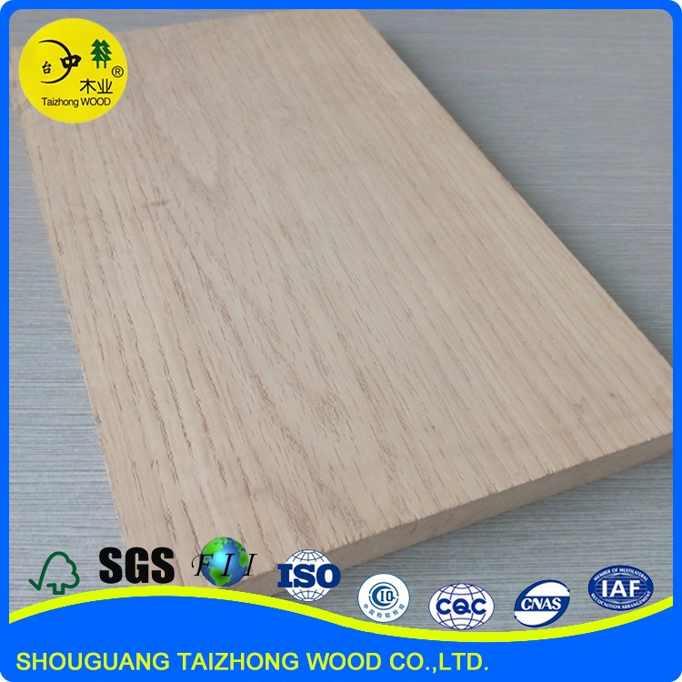 Natural Ash Faced MDF
