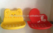 2014 hot sale funny plastic soap dish A9002S from factory